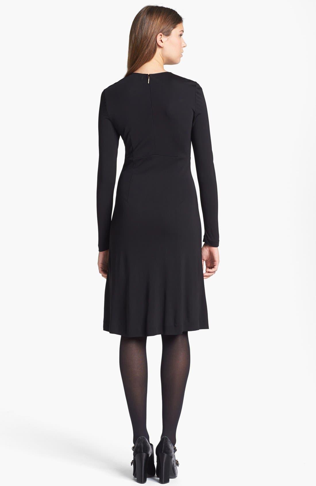 Alternate Image 2  - Tory Burch 'Deena' Embellished A-Line Dress