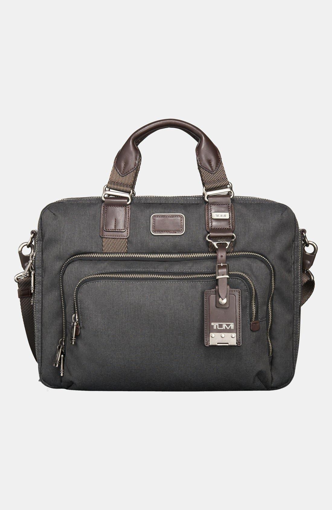 Main Image - Tumi 'Alpha Bravo - Yuma' Slim Briefcase
