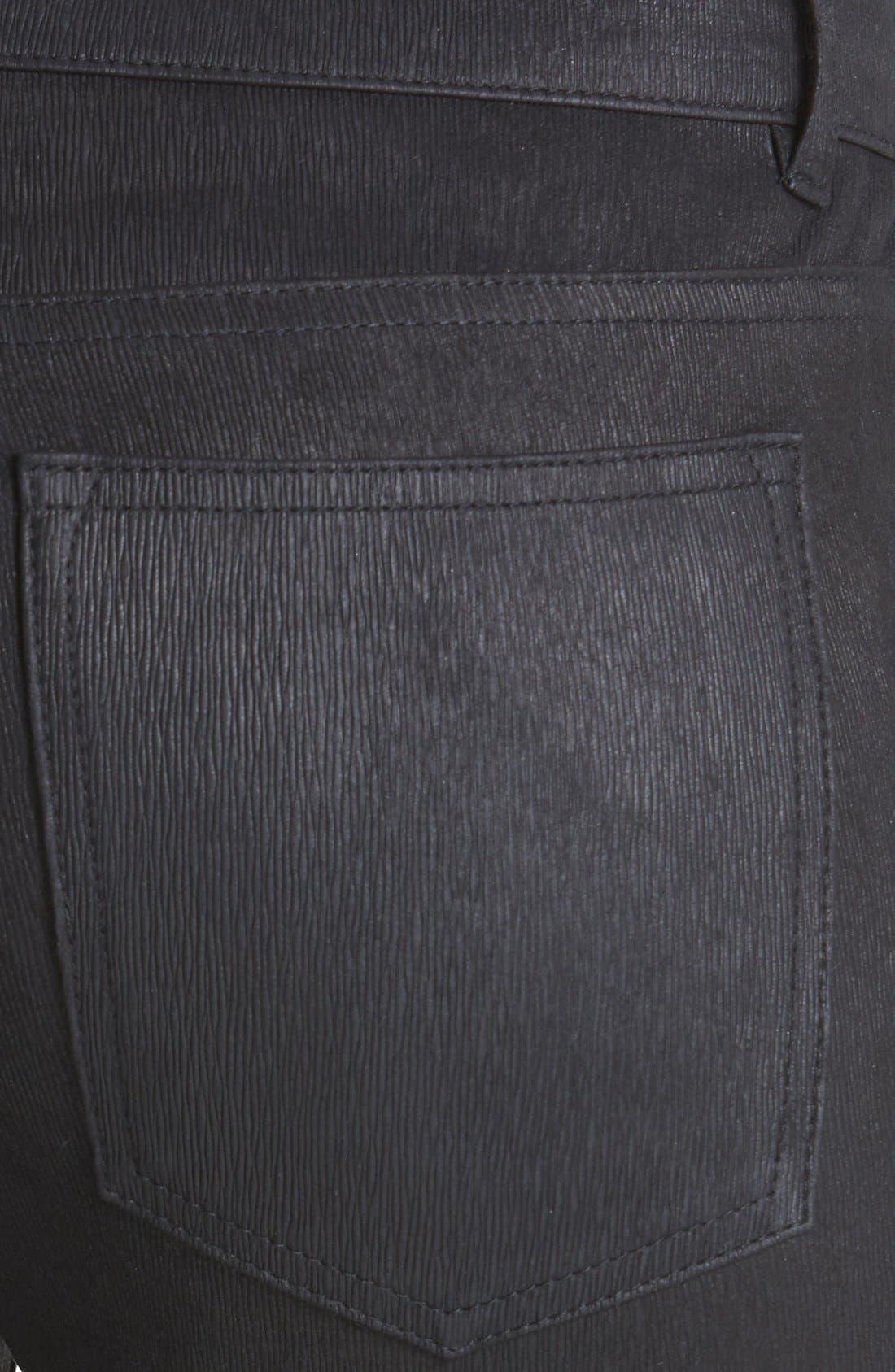 Alternate Image 3  - Vince Embossed Leather Pants
