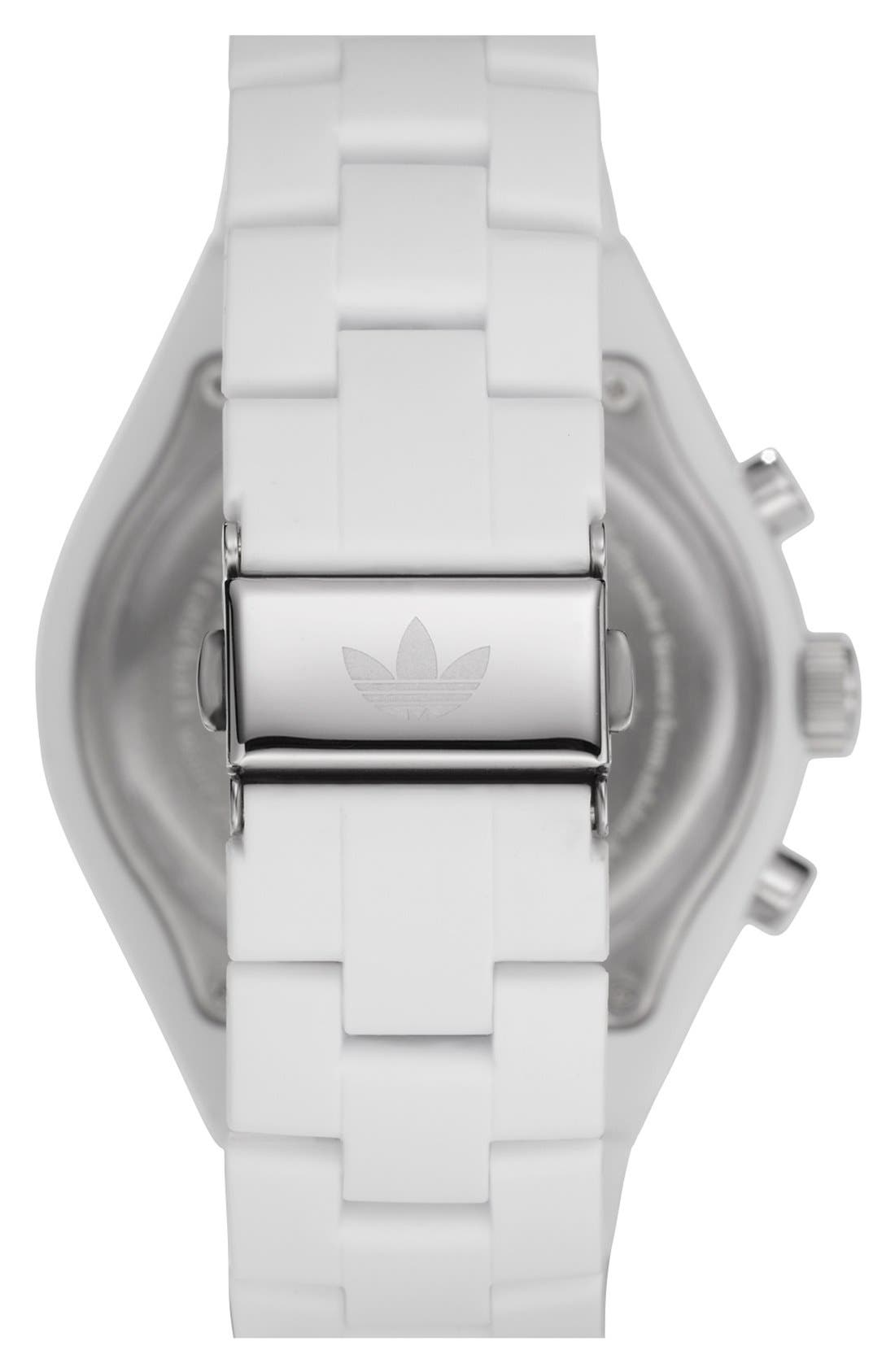 Alternate Image 2  - adidas Originals 'Resin Cambridge' 44mm Chronograph Watch