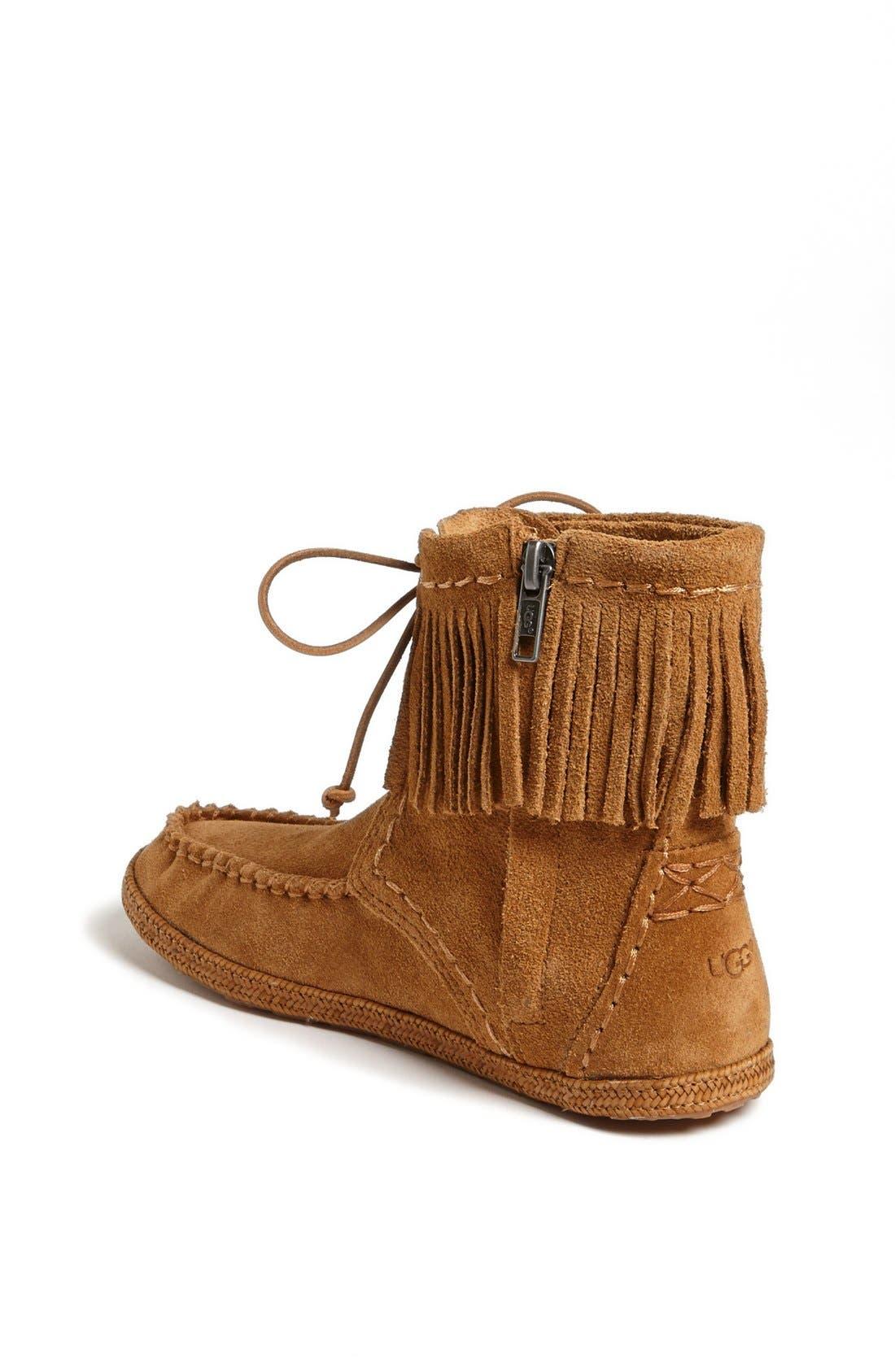Alternate Image 2  - UGG® Australia 'Kyleigh' Boot (Little Kid & Big Kid)