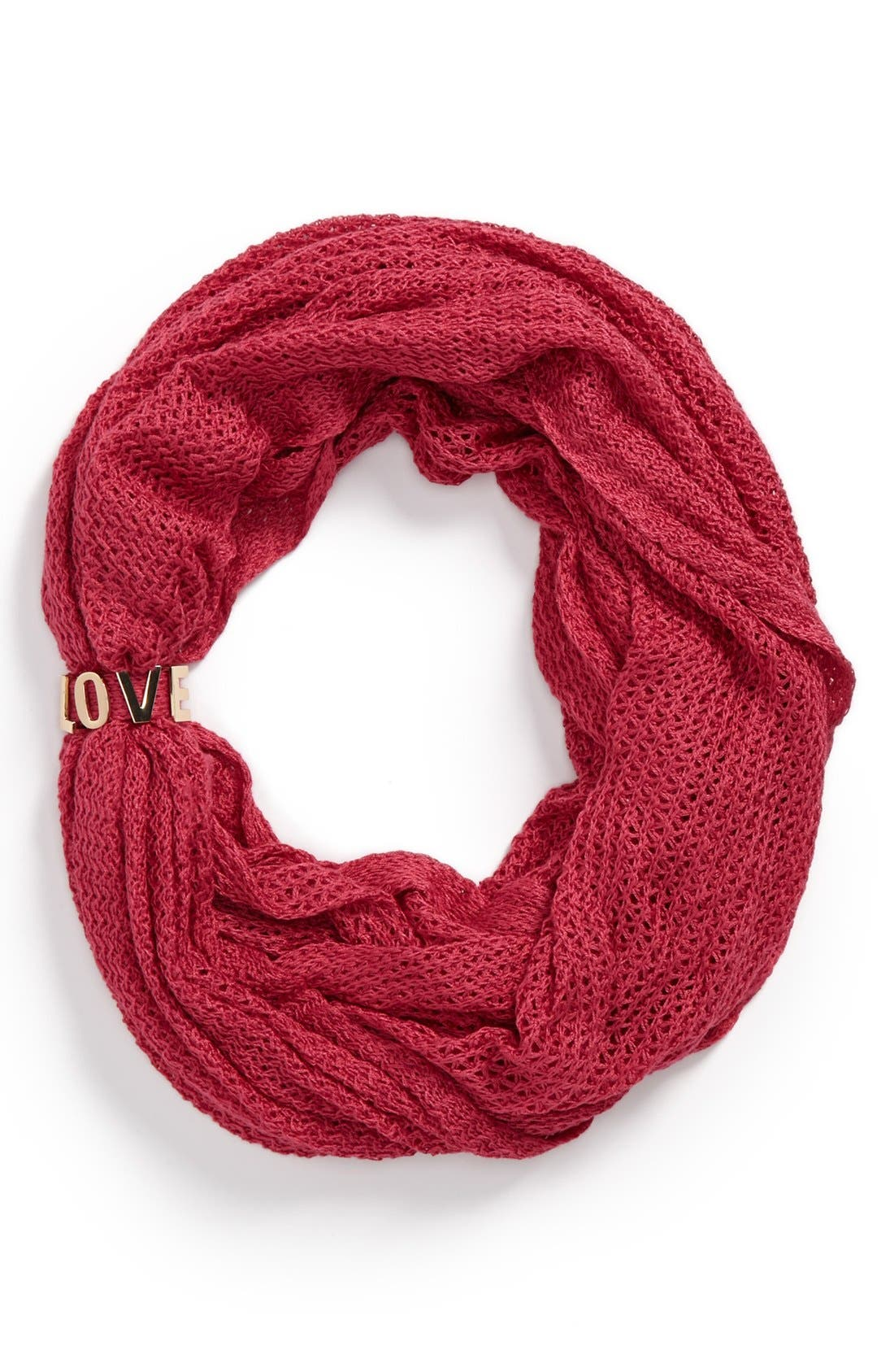 Alternate Image 1 Selected - BCBGeneration 'Affirmation' Infinity Scarf