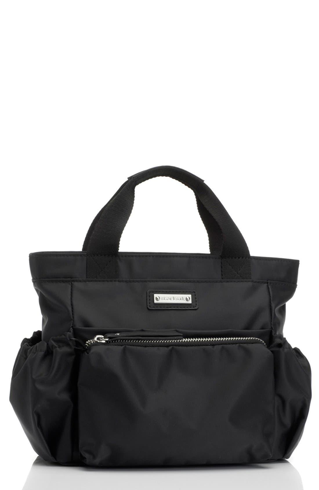 Alternate Image 1 Selected - Storksak 'SOS' Diaper Bag