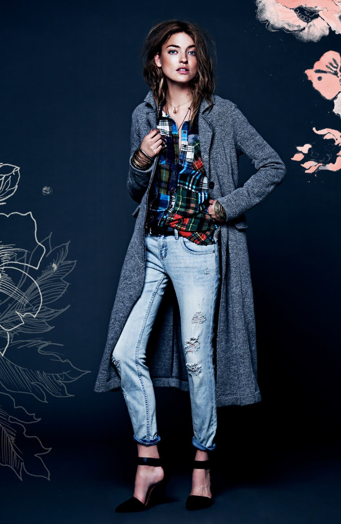 Alternate Image 4  - Free People Trench Duster