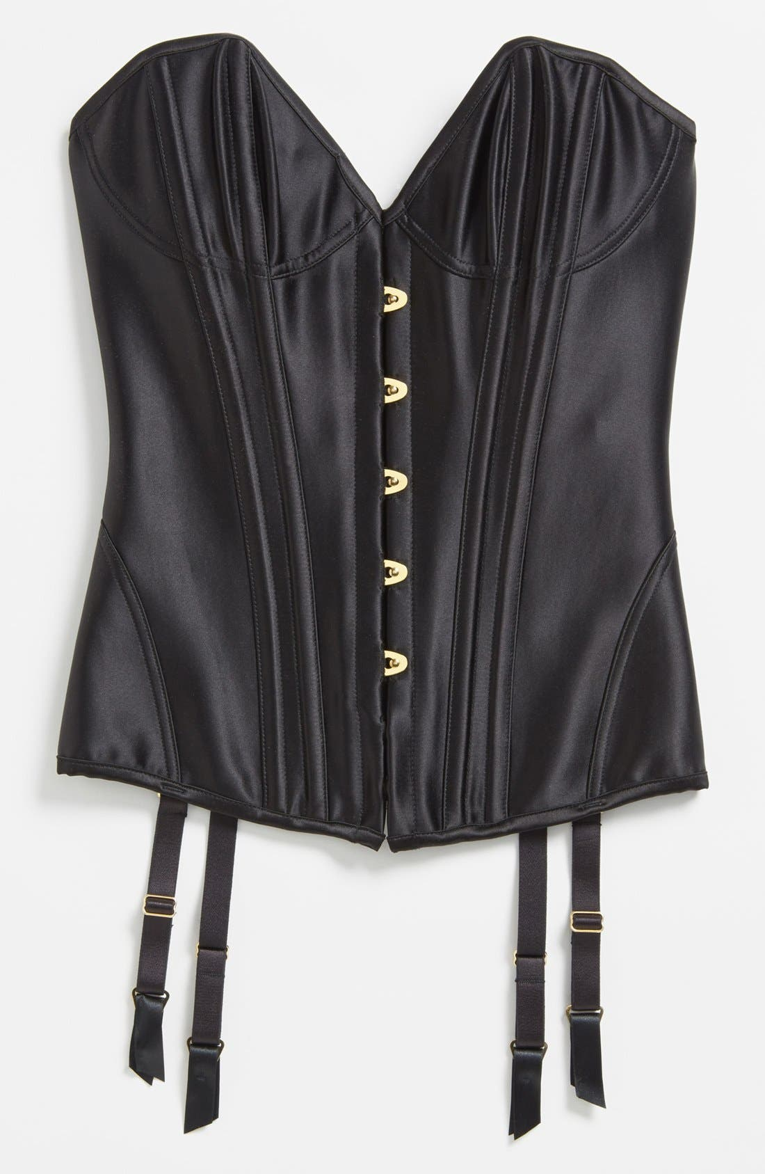 Alternate Image 5  - L'Agent by Agent Provocateur 'Penelope' Corset