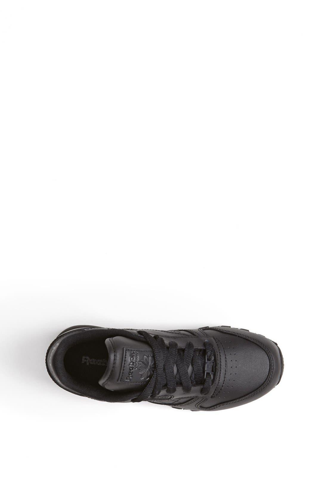 Alternate Image 3  - Reebok 'Classic' Leather Sneaker (Toddler & Little Kid)