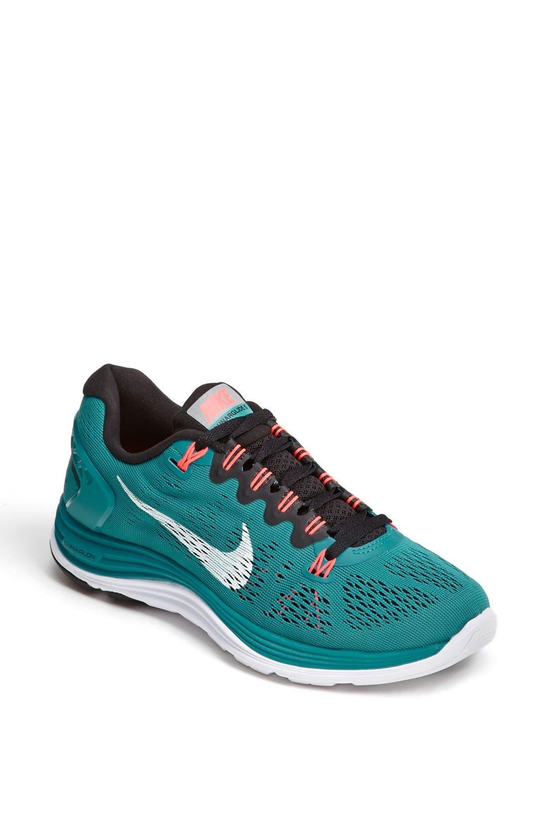 Alternate Image 1 Selected - Nike 'LunarGlide 5' Running Shoe (Women)