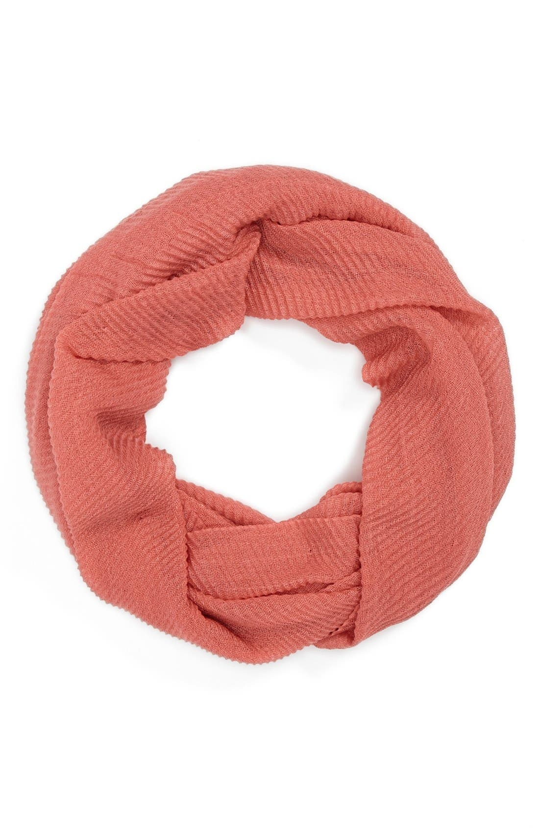 Alternate Image 1 Selected - David & Young Infinity Scarf (Juniors) (Online Only)