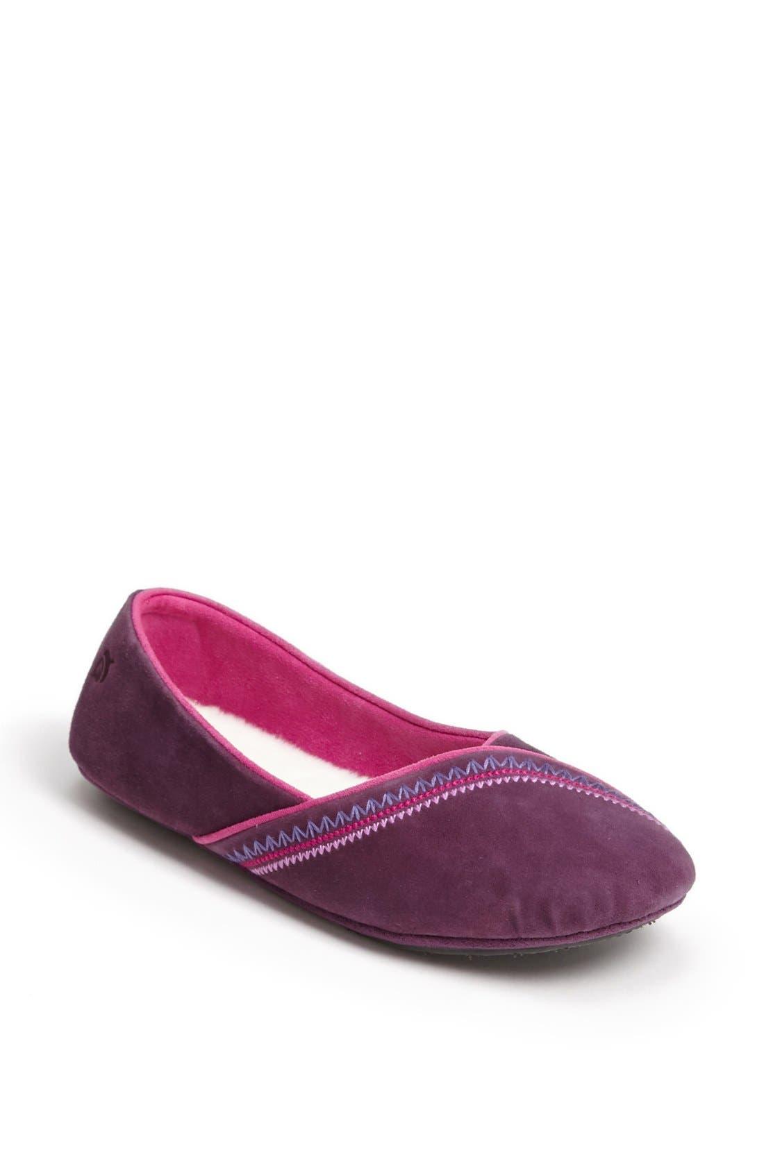 Main Image - Acorn Ballet Slipper