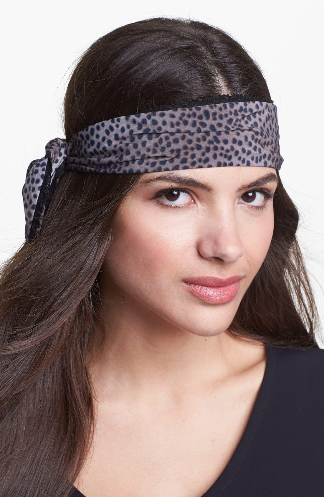 Main Image - Cara 'Spotty Dotty' Head Wrap