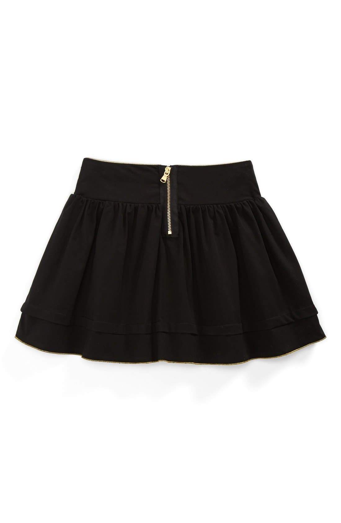 Alternate Image 2  - LITTLE MARC JACOBS Skirt (Toddler Girls, Little Girls & Big Girls)