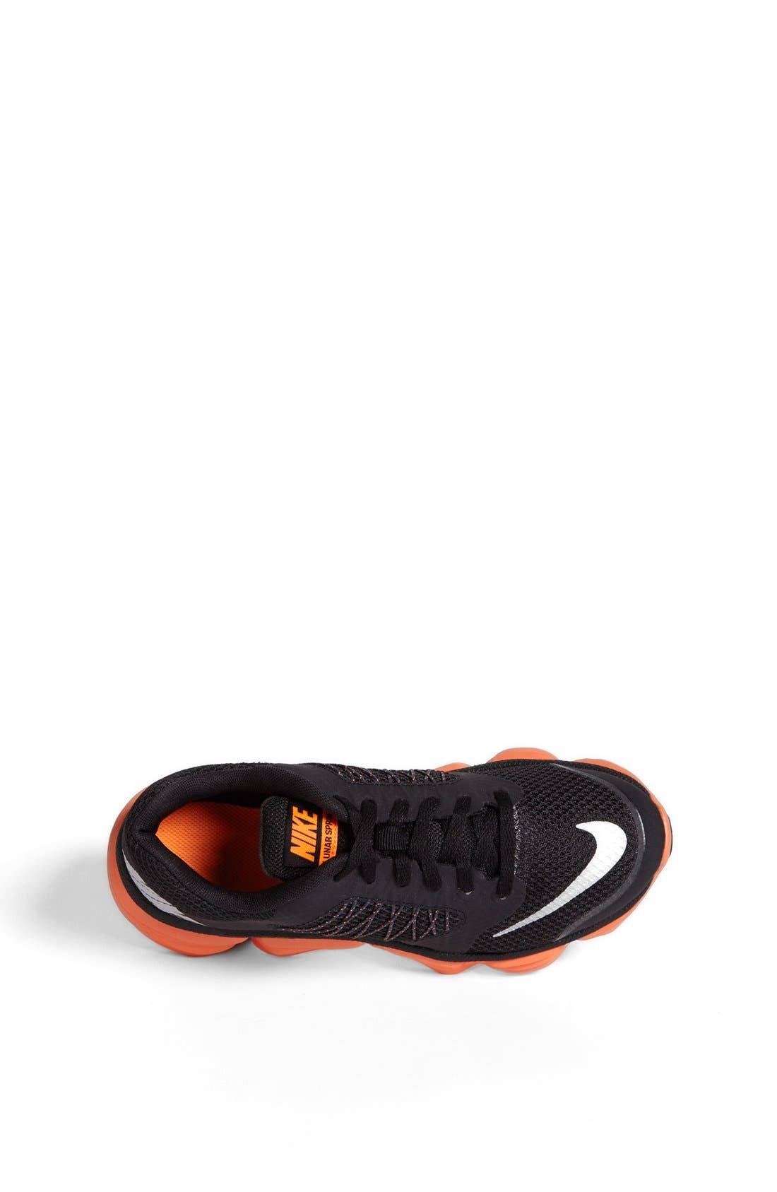 Alternate Image 3  - Nike 'Lunarsprint' Running Shoe (Big Kid)