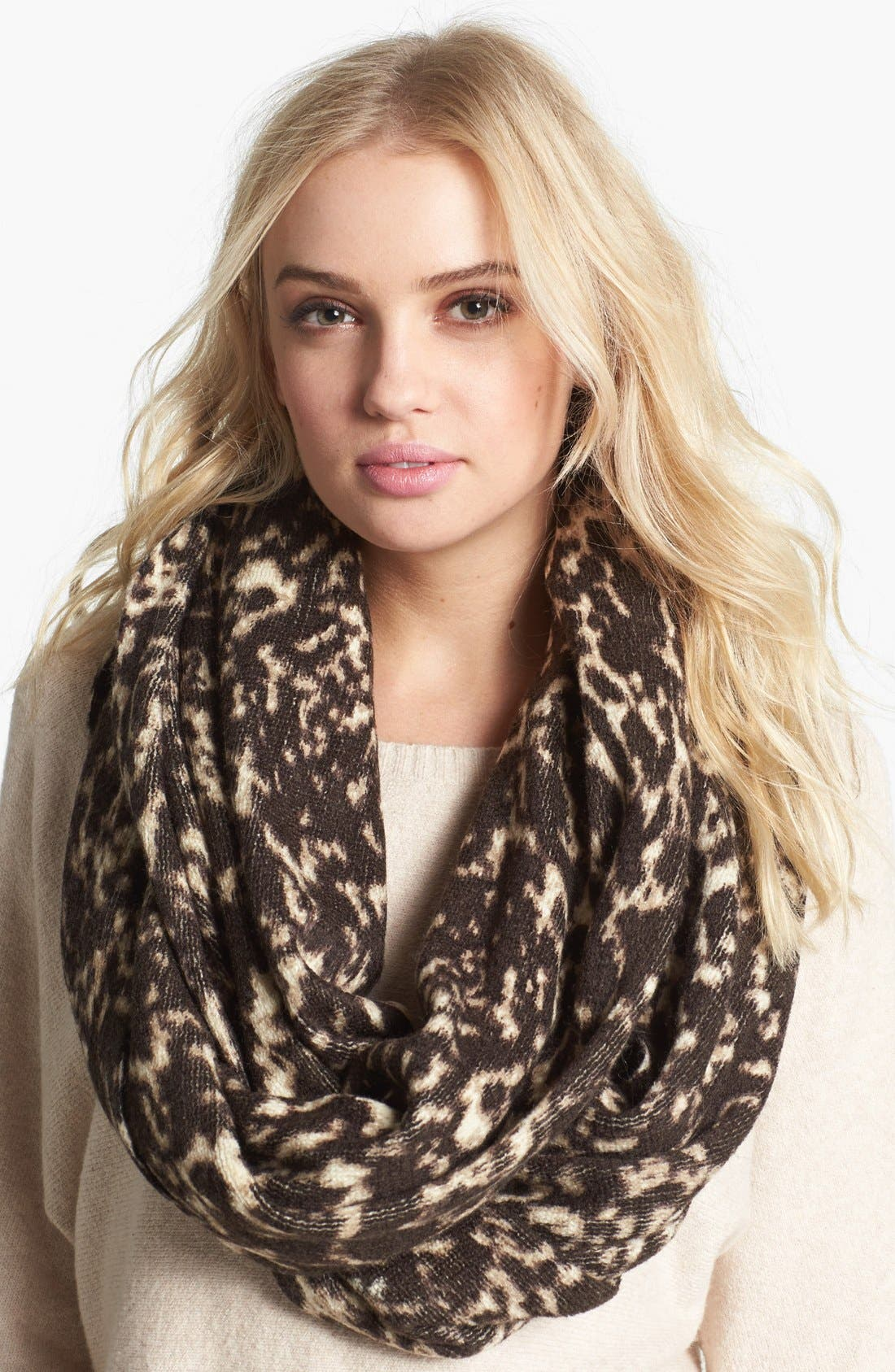 Main Image - MICHAEL Michael Kors 'Rochelle' Infinity Scarf