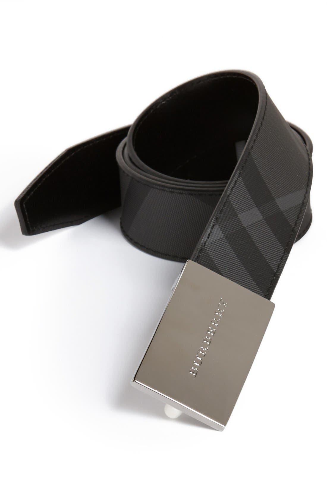 Alternate Image 1 Selected - Burberry 'Sloane' Belt
