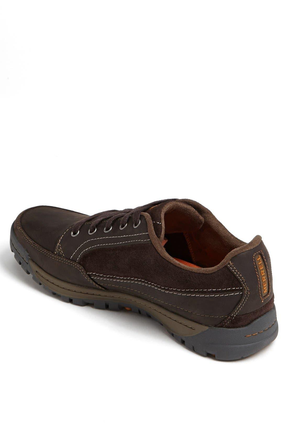 Alternate Image 2  - Merrell 'Traveler Sphere' Sneaker (Men)