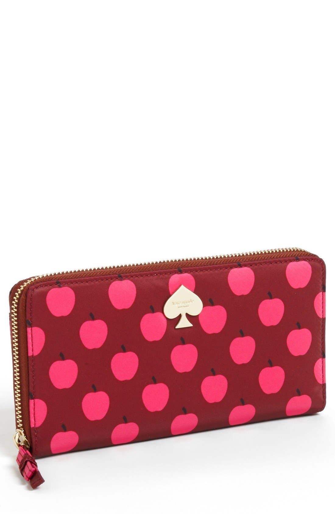 Main Image - kate spade new york 'flatiron - lacey' wallet