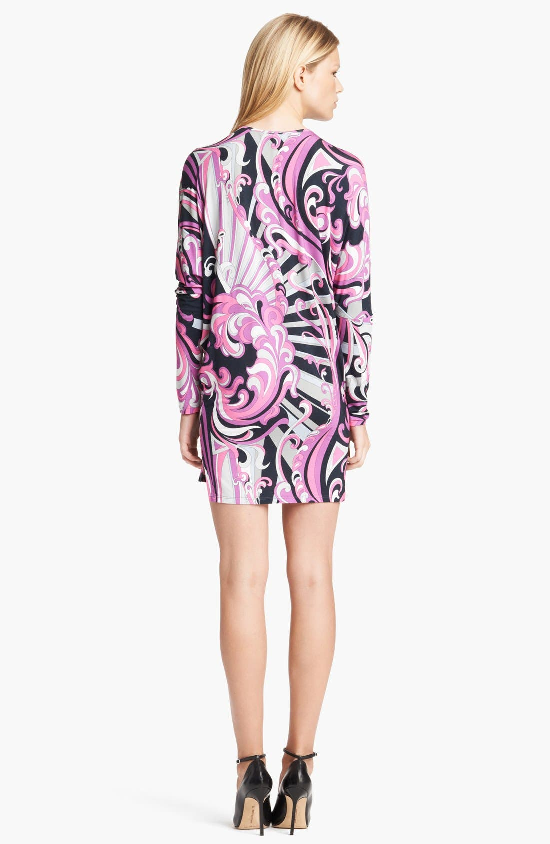 Alternate Image 2  - Emilio Pucci Print V-Neck Tunic