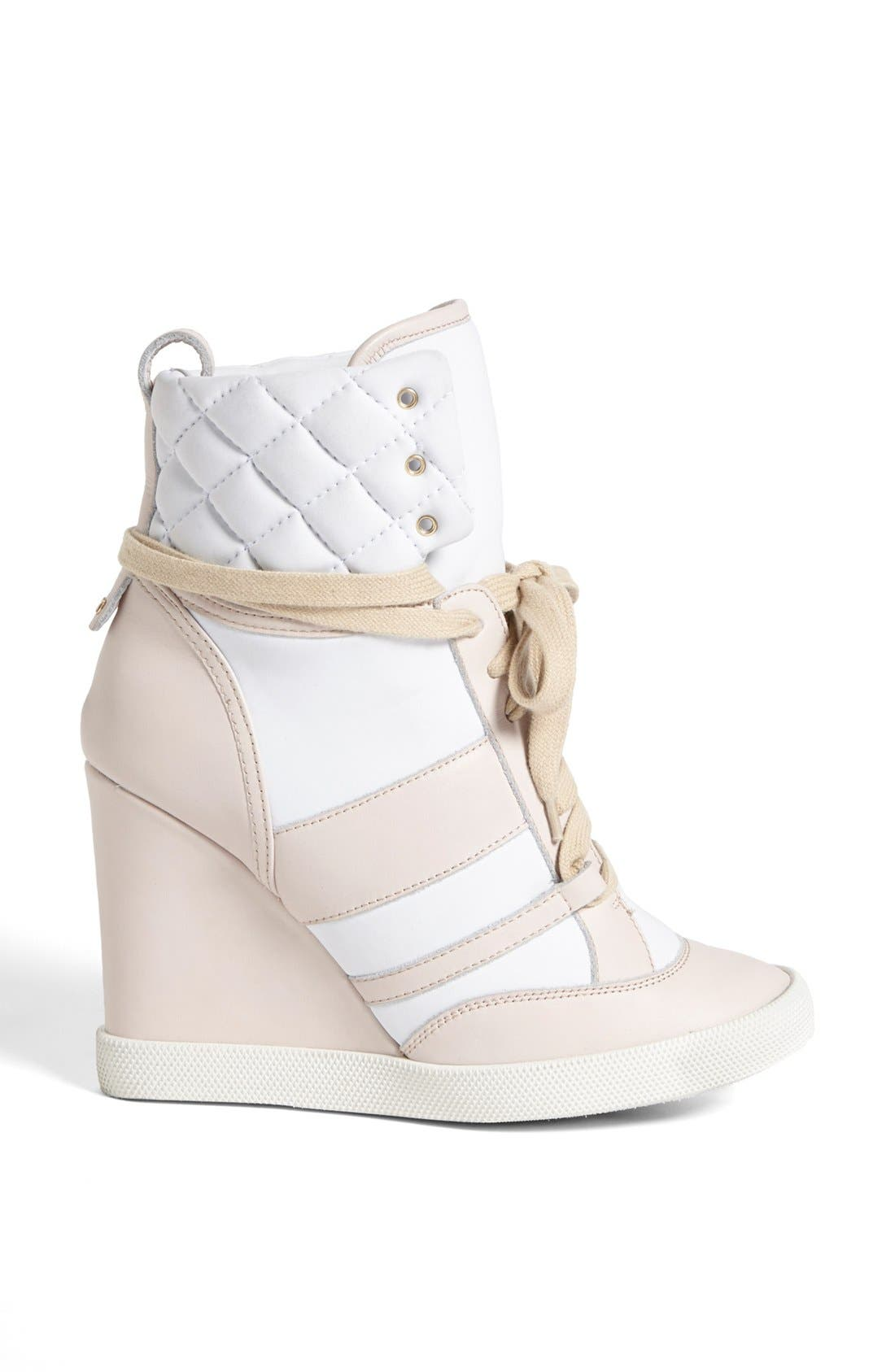 Alternate Image 4  - Chloé 'Kasia' Wedge Sneaker