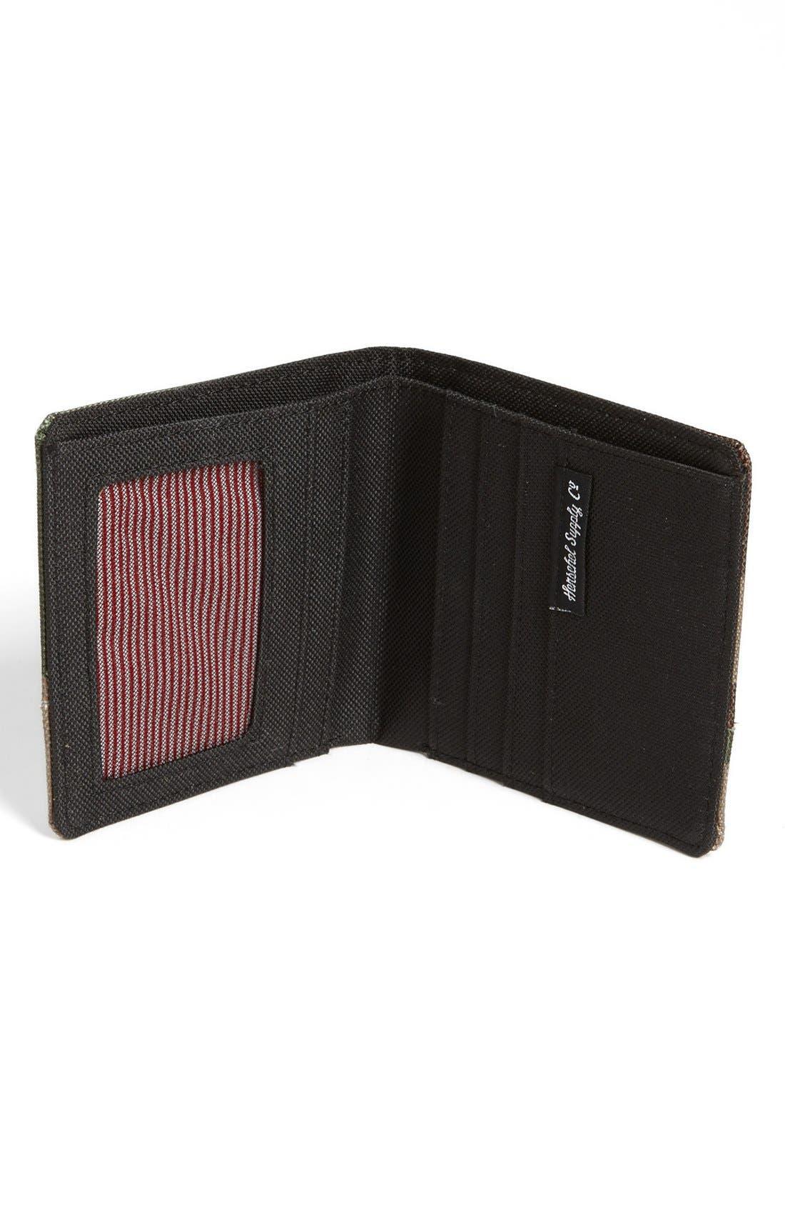 Alternate Image 2  - Herschel Supply Co. 'Stanley' Wallet