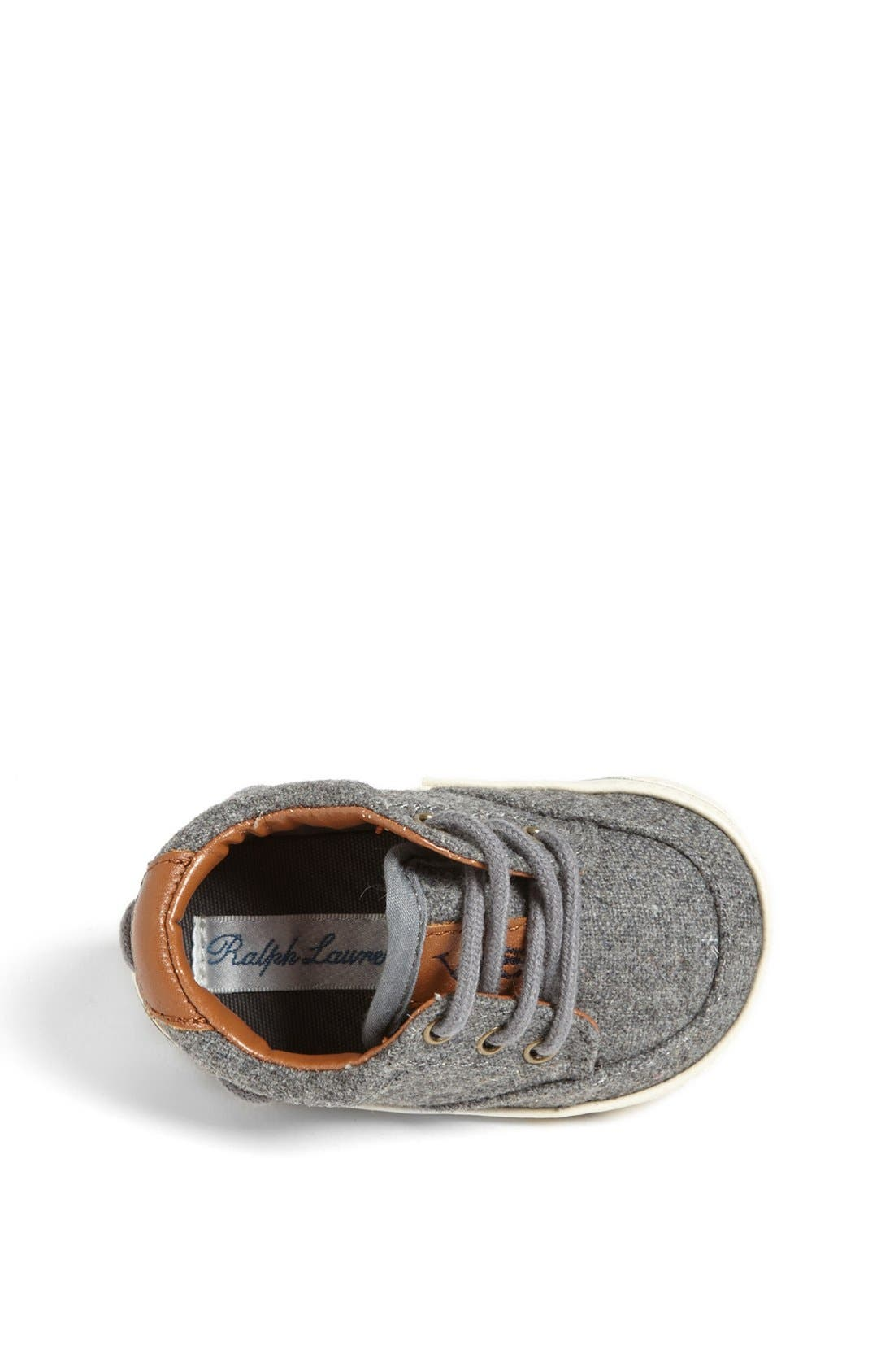 Alternate Image 3  - Ralph Lauren Crib Shoe (Baby)