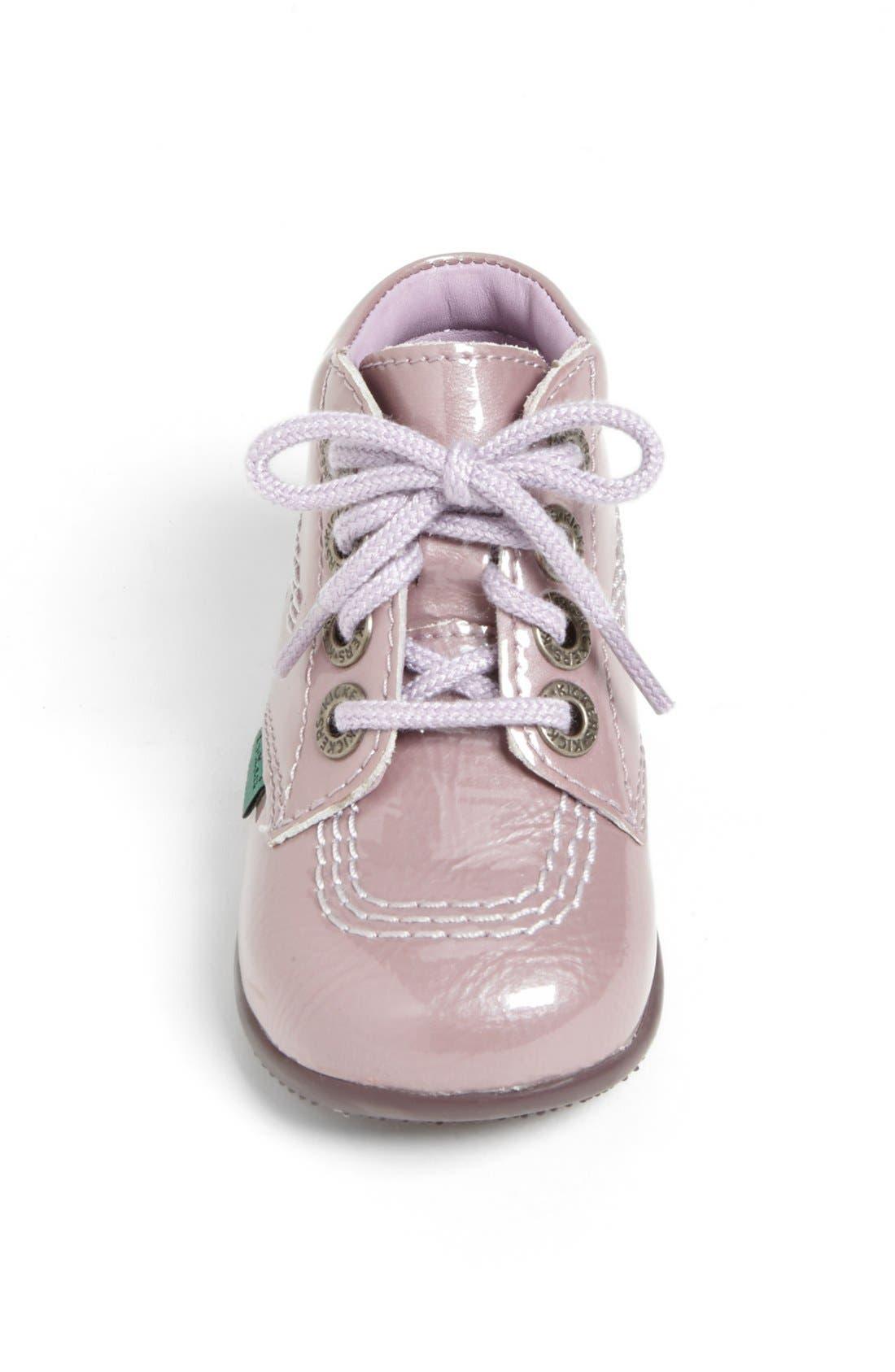 Alternate Image 3  - Kickers 'Billy 4' Boot (Baby, Walker & Toddler)