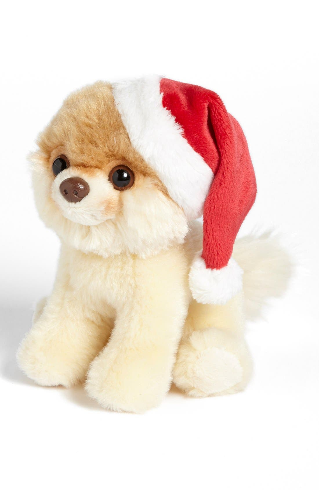 Main Image - Gund 'Itty Bitty Boo - Santa Hat' Stuffed Animal