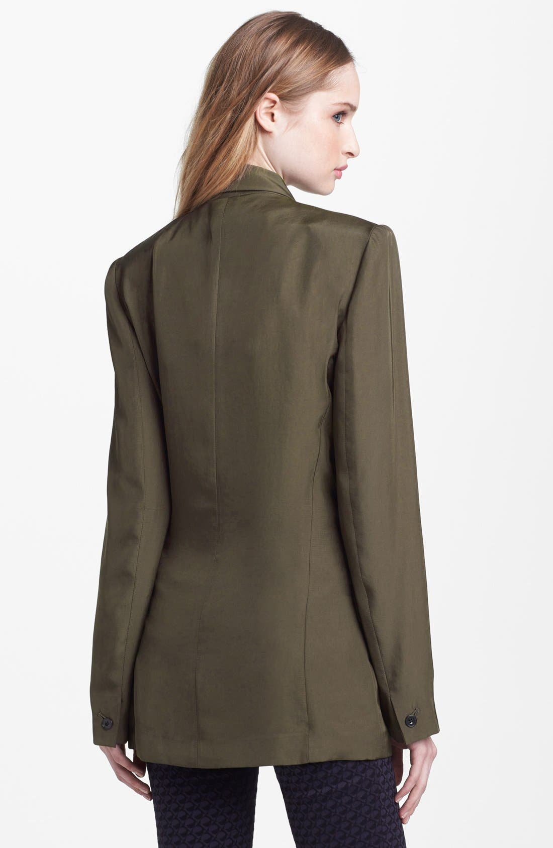 Alternate Image 2  - MARC BY MARC JACOBS 'Caterina' Twill Jacket