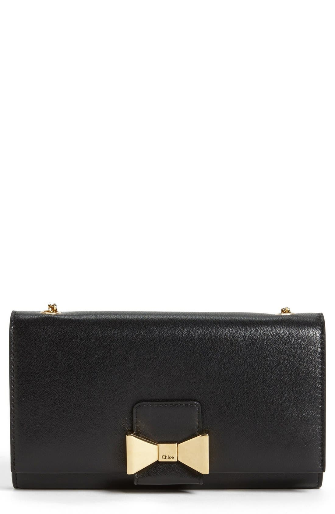 Alternate Image 1 Selected - Chloé 'Bobbie' Wallet on a Chain