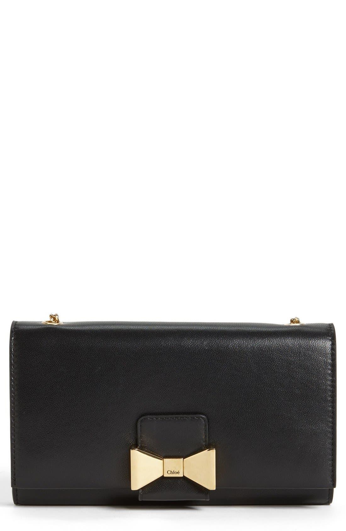 Main Image - Chloé 'Bobbie' Wallet on a Chain