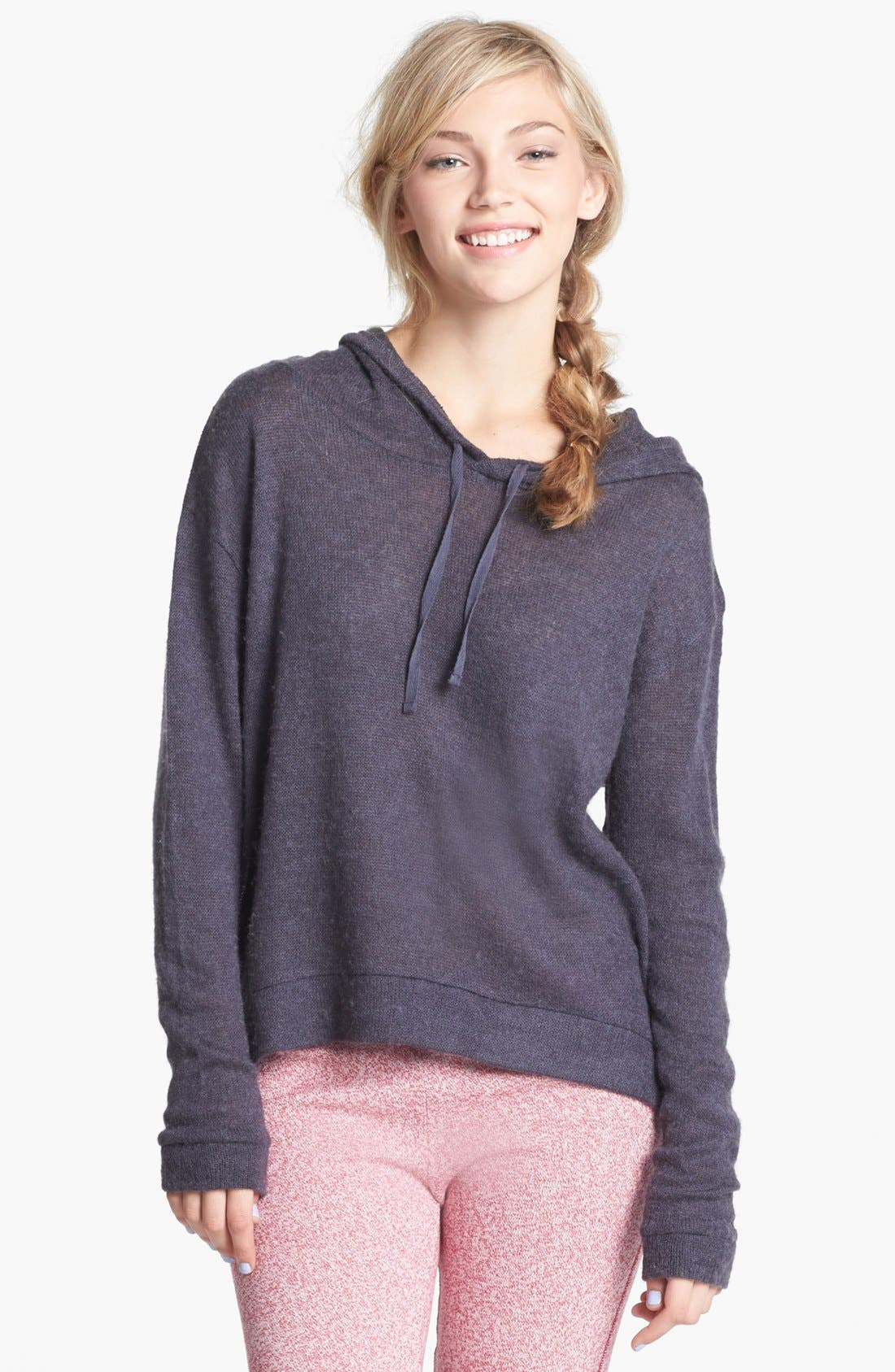 Main Image - BP. Undercover 'Cuddle with Me' Hoodie (Juniors)