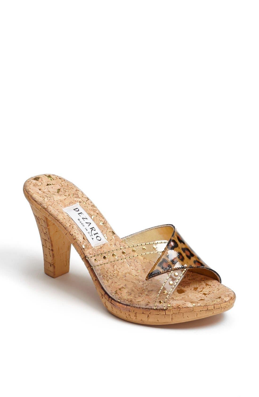 Alternate Image 1 Selected - Dezario 'Laguna' Sandal