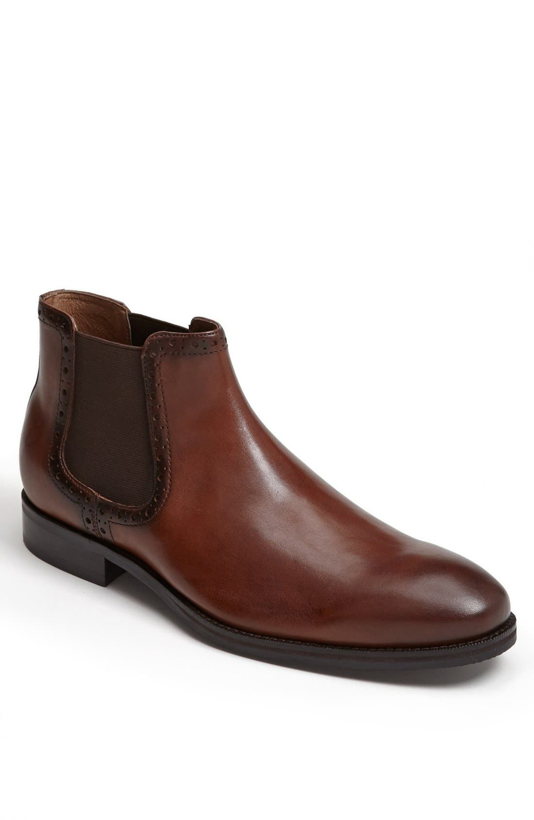 Main Image - Johnston & Murphy 'Tyndall' Chelsea Boot (Online Only)