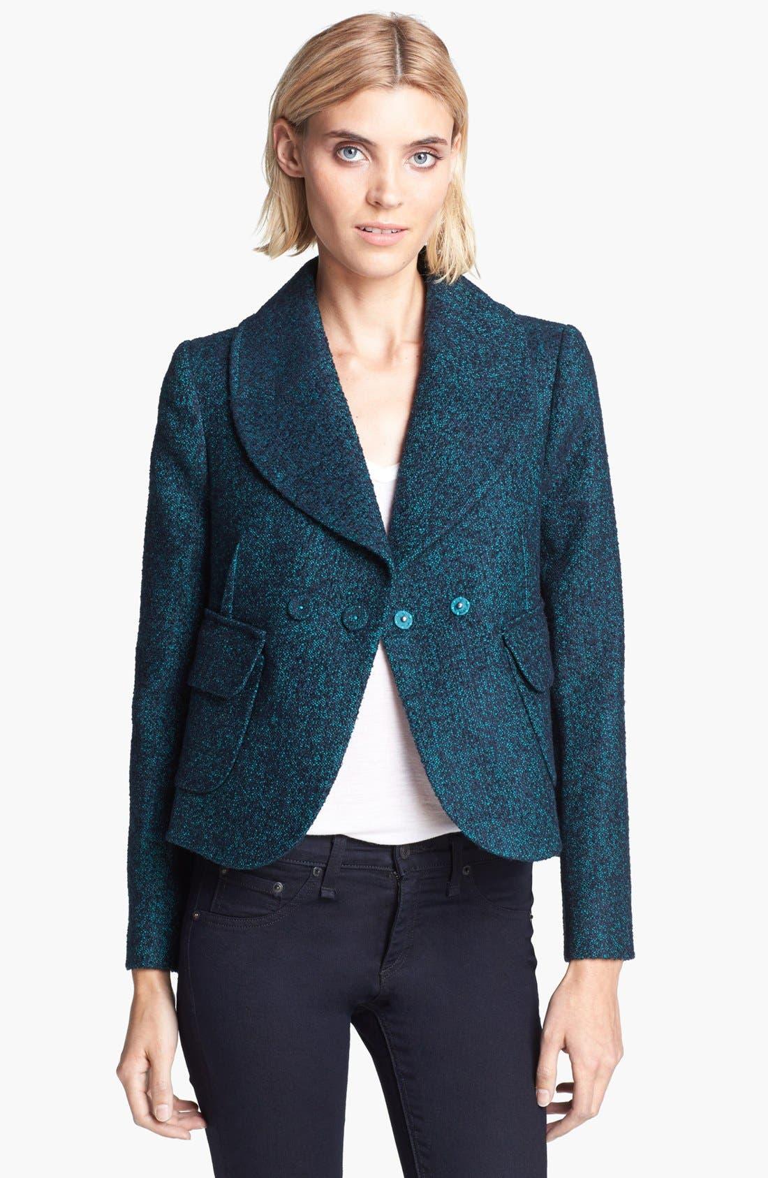 Alternate Image 1 Selected - Carven Tweed Jacket