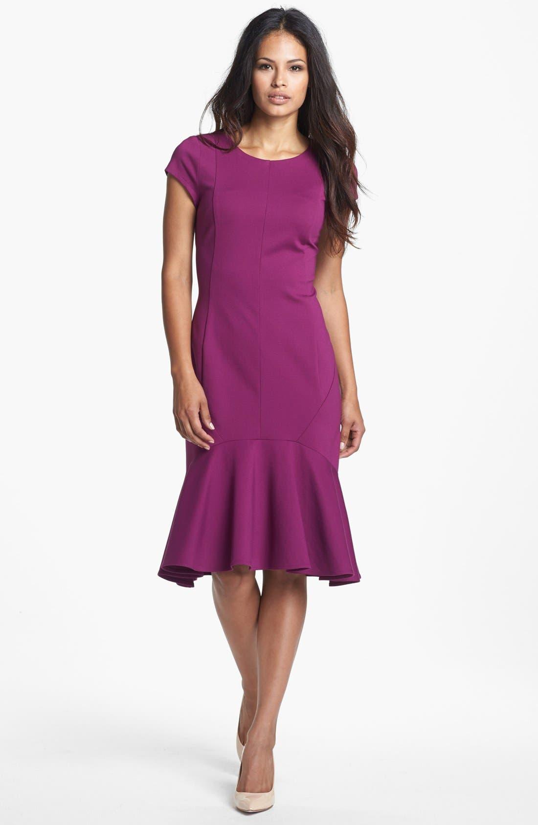 Alternate Image 1 Selected - Adrianna Papell Drop Waist Dress