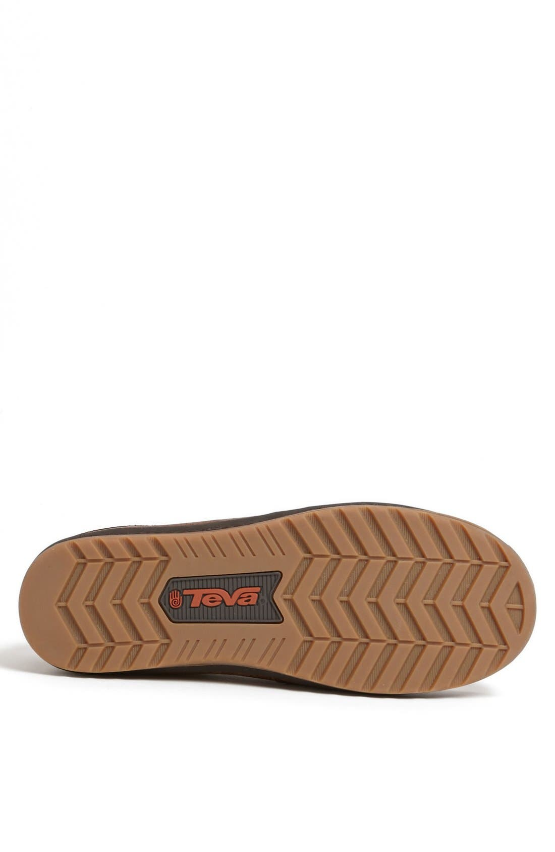 Alternate Image 4  - Teva 'Clifton Creek' Leather Driving Moccasin