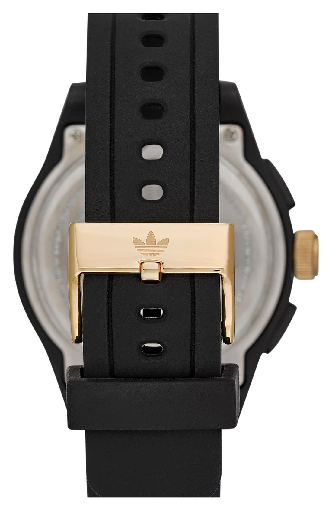Alternate Image 2  - adidas Originals 'Newburgh' Chronograph Watch, 48mm
