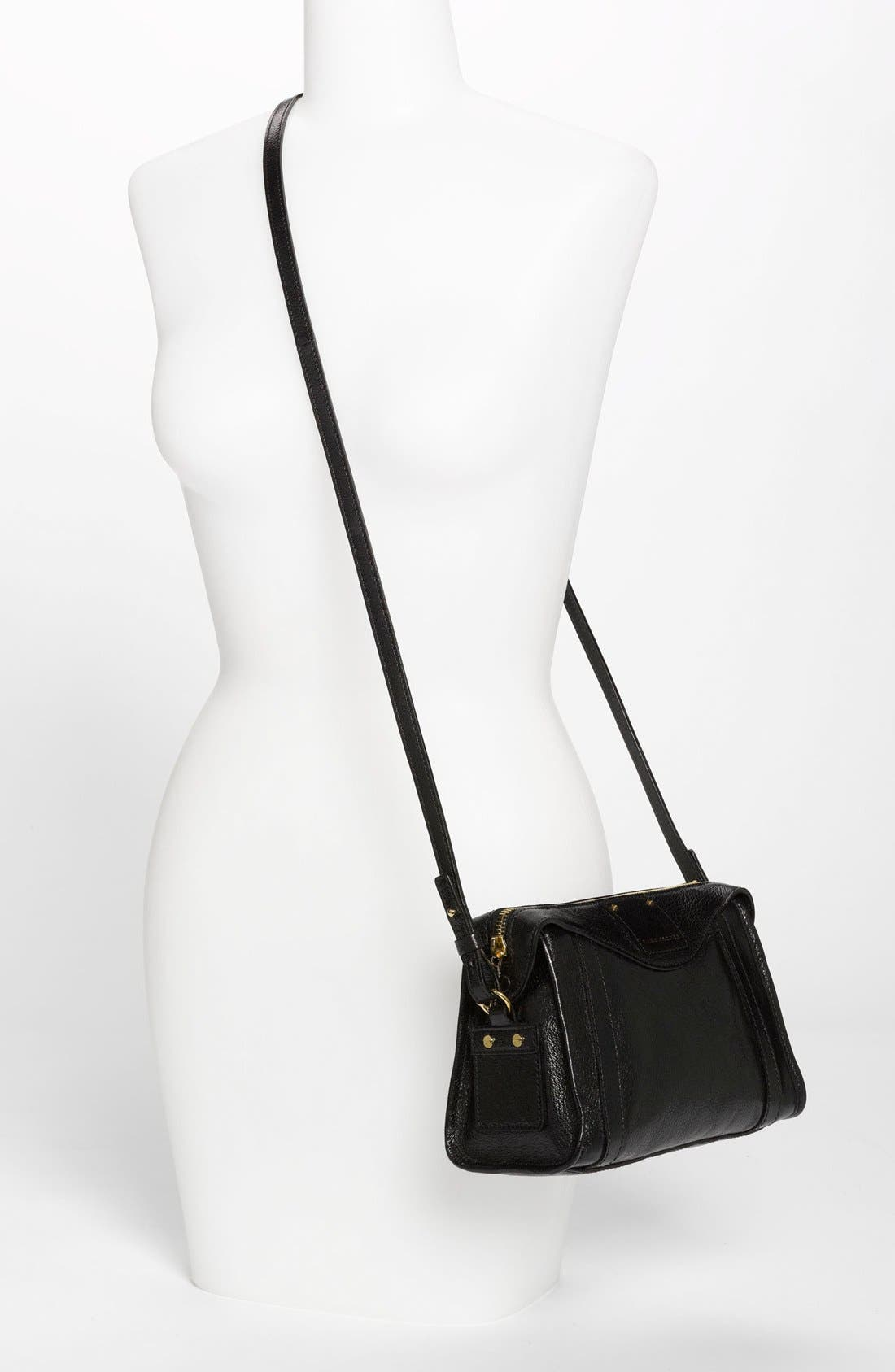 Alternate Image 2  - MARC JACOBS 'Wellington - Peggy' Leather Crossbody Bag