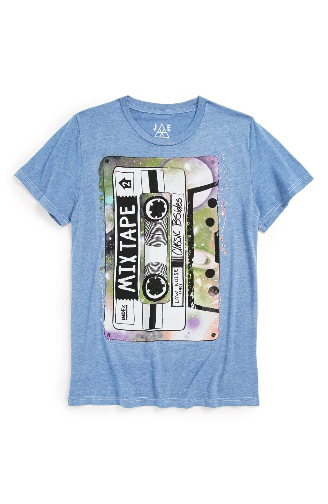 Main Image - Jem 'Tape Nebula' T-Shirt (Big Boys)