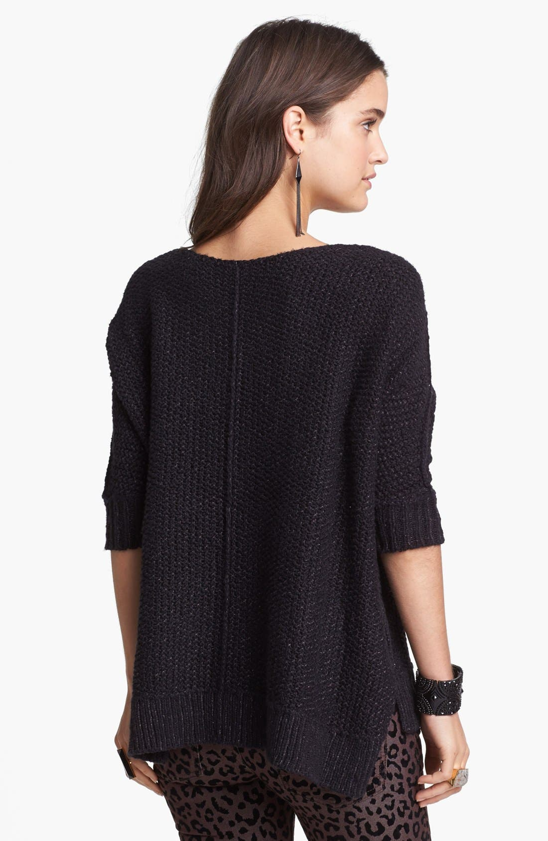 Alternate Image 2  - Free People 'Cozy Cat' High/Low Pullover
