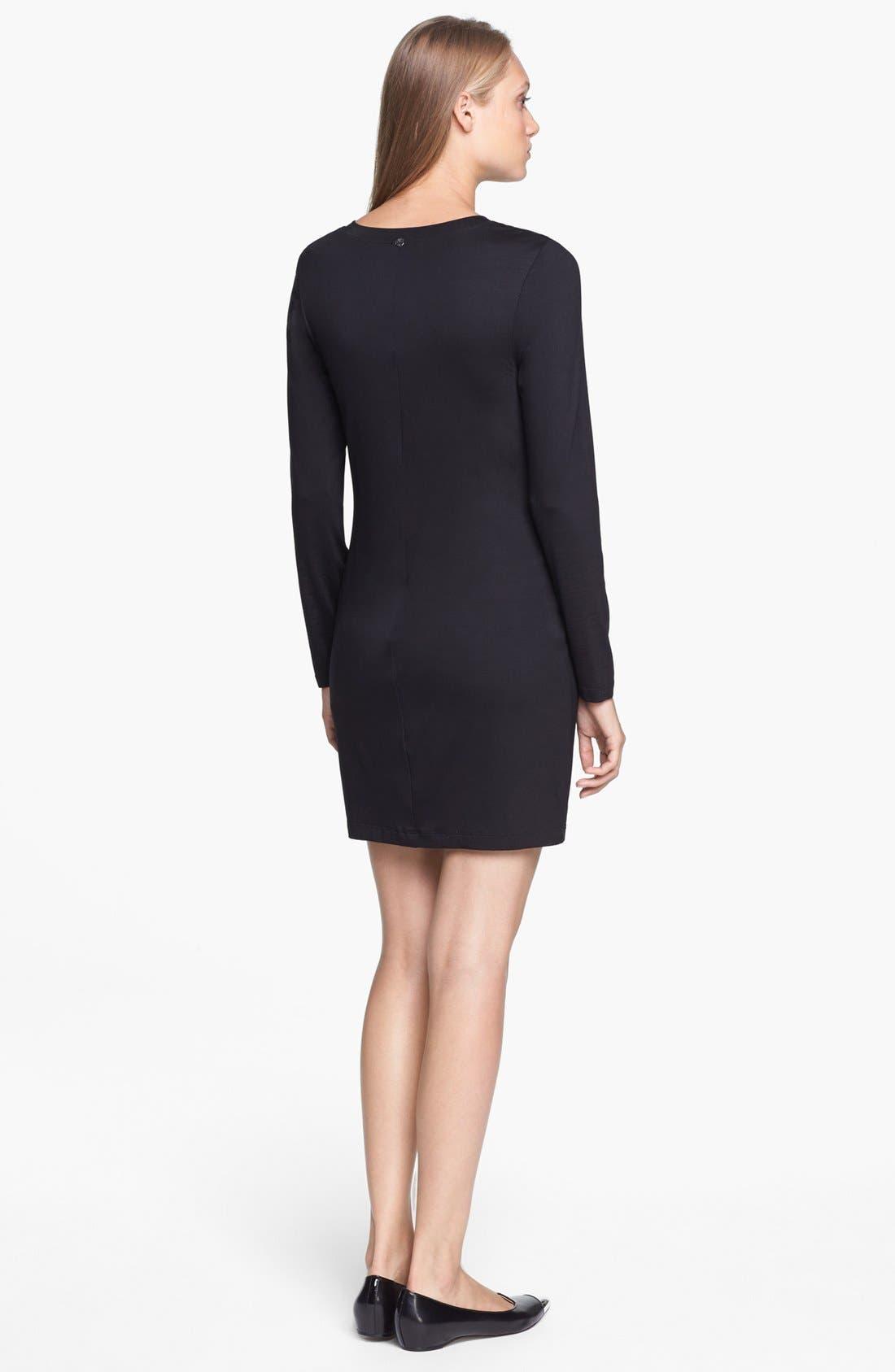 Alternate Image 2  - Trina Turk 'Bellingham 2' Jersey T-Shirt Dress