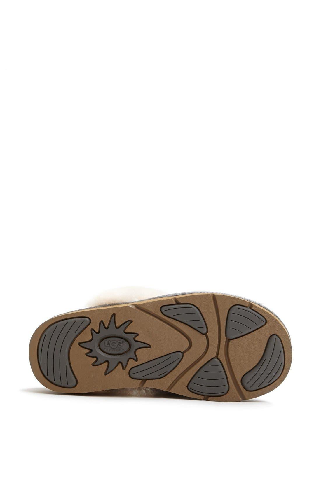 Alternate Image 4  - UGG® Australia 'Cozy' Knit Slipper (Women)