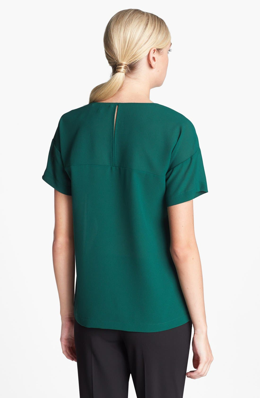 Alternate Image 2  - Collective Concepts Chiffon Tee