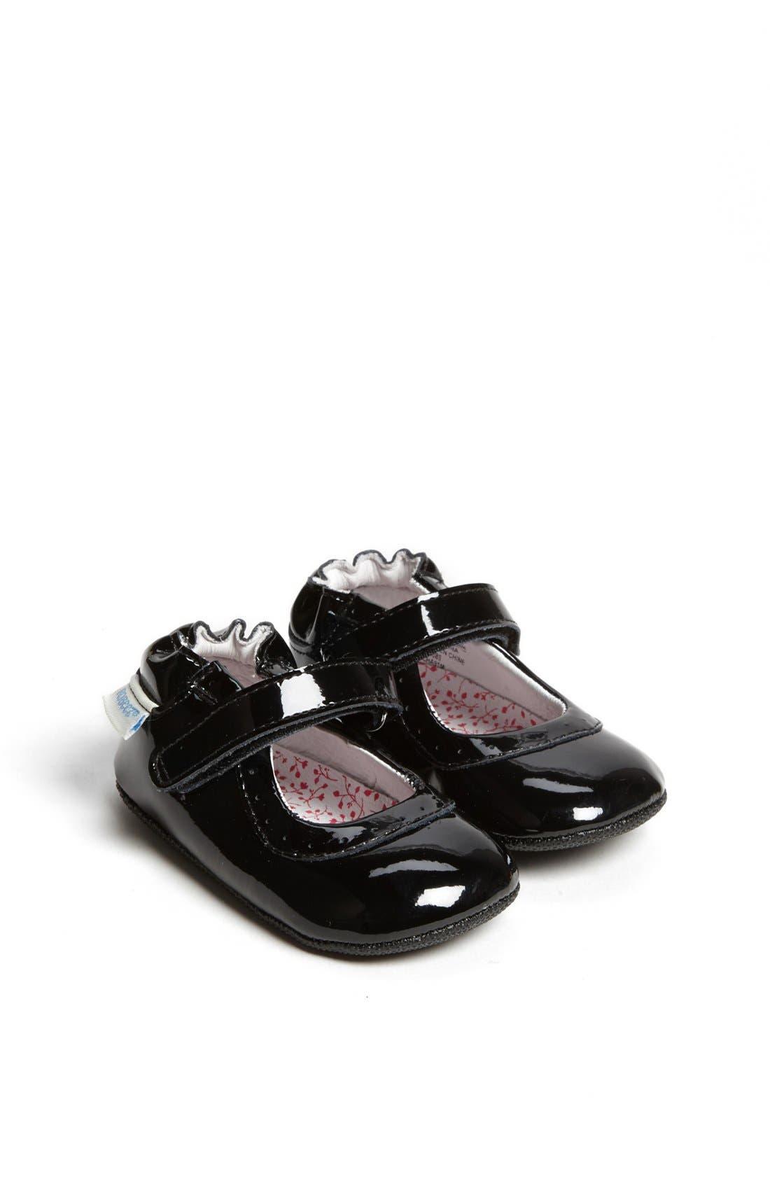 Alternate Image 1 Selected - Robeez® Mini Shoez 'Gracie' Mary Jane (Baby & Walker)