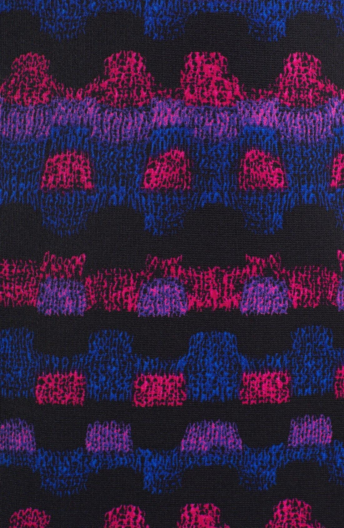 Alternate Image 3  - Marc New York by Andrew Marc Ponte Knit Sheath Dress