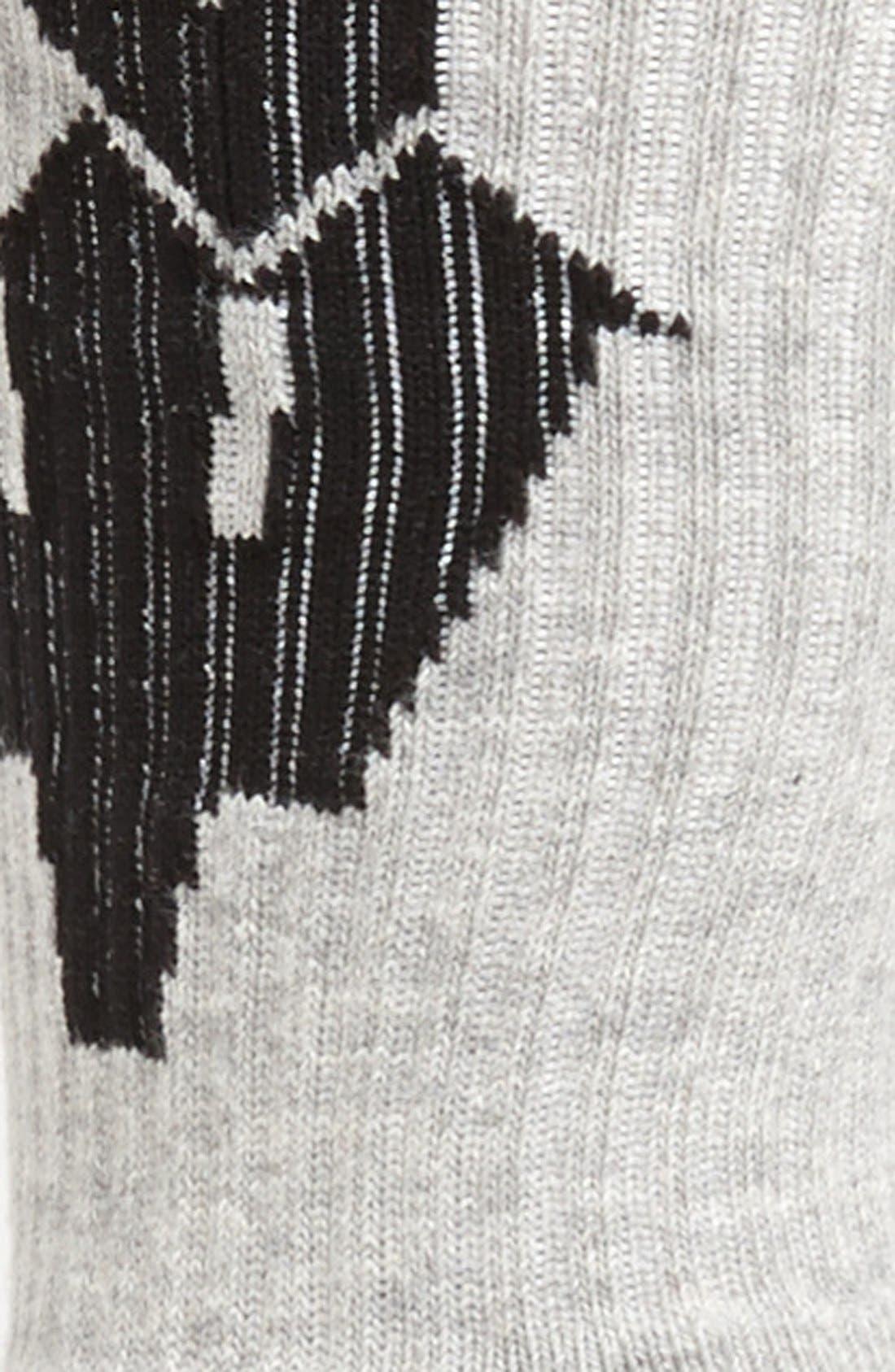 Alternate Image 2  - Casual Industrees 'N Dub' Socks