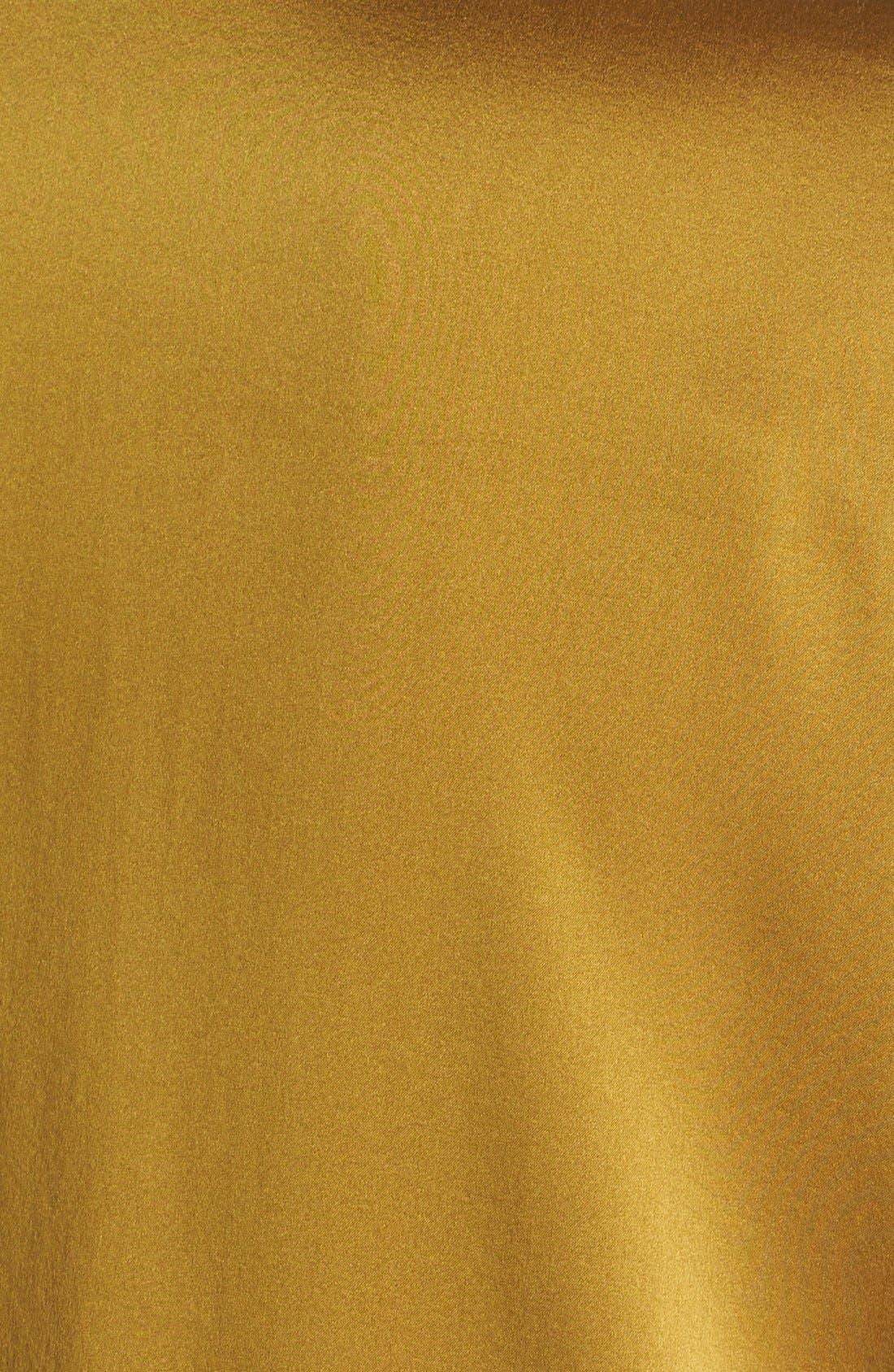 Alternate Image 3  - Eileen Fisher Stretch Silk Shirt (Plus Size)