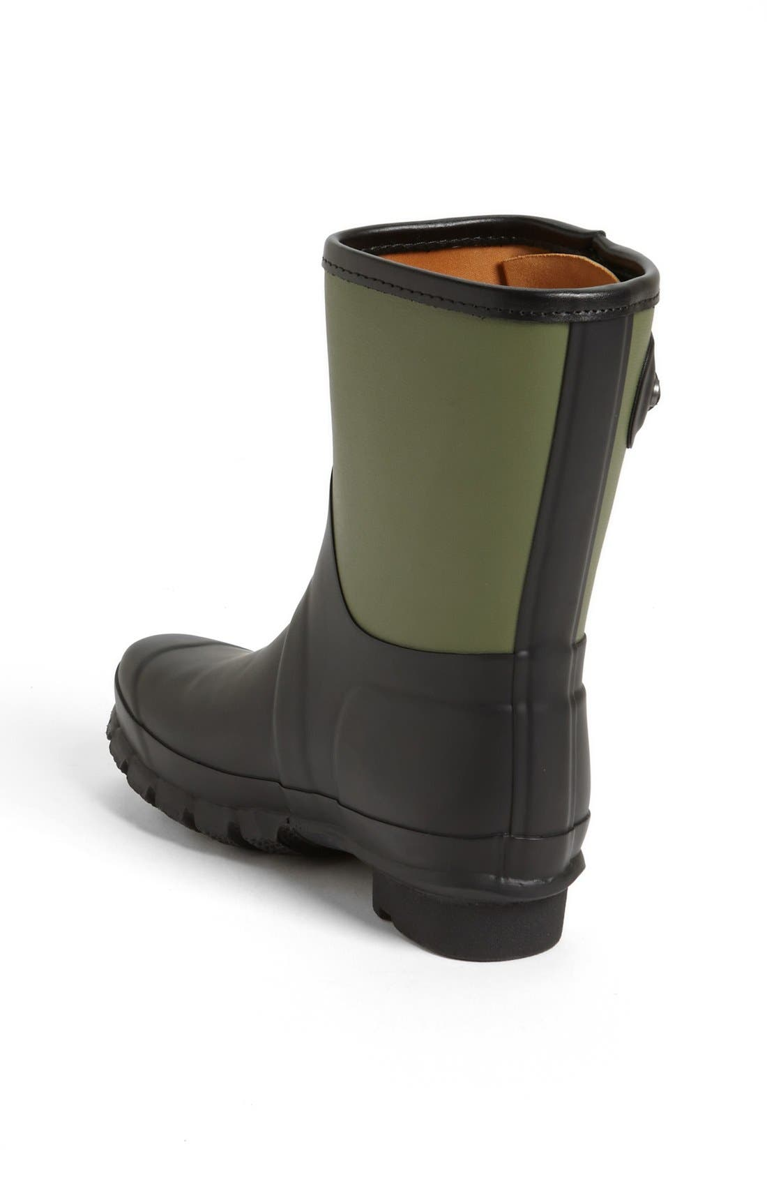 Alternate Image 2  - Hunter for rag & bone Short Rain Boot (Women)
