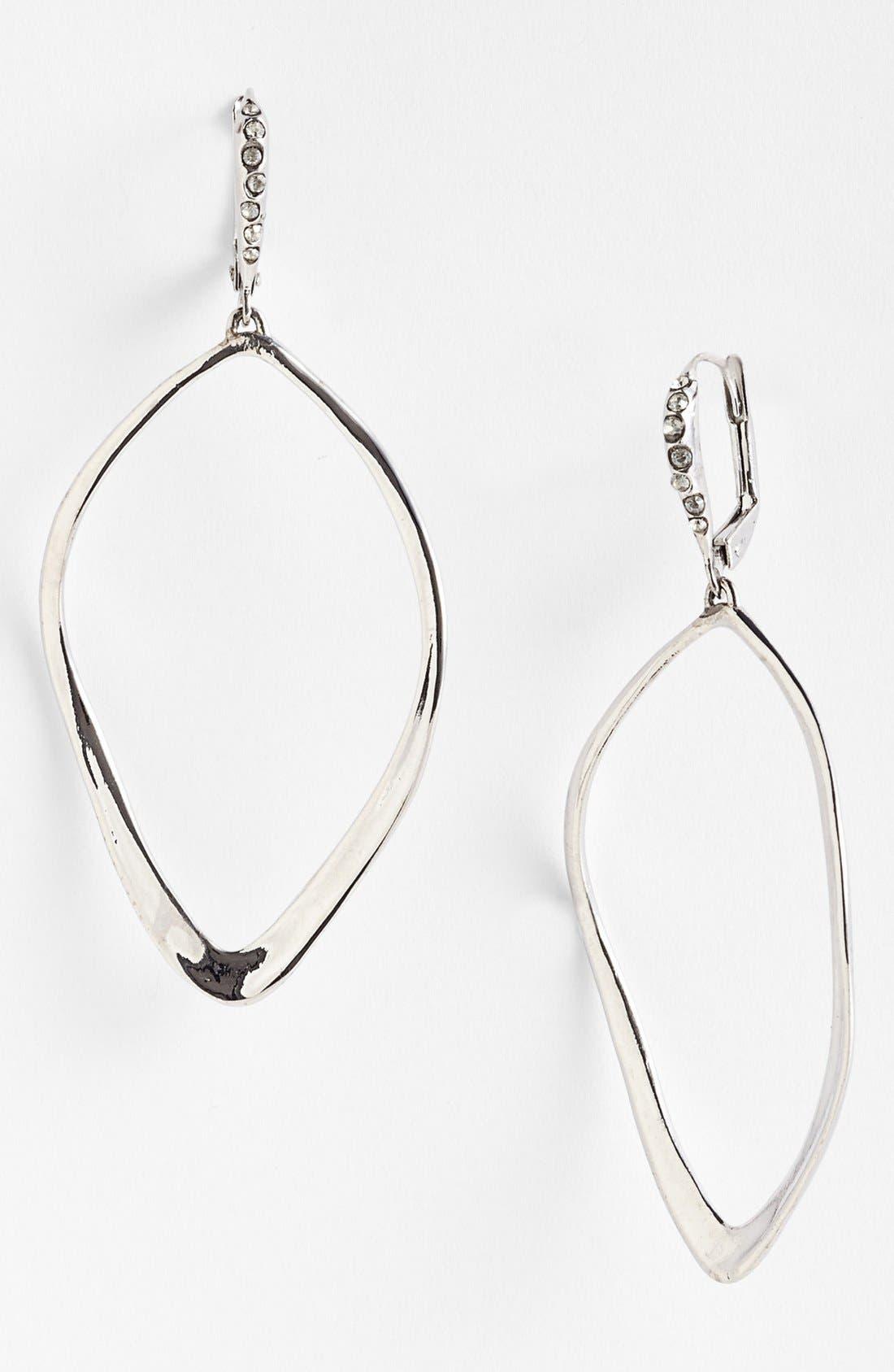 Alternate Image 1 Selected - Alexis Bittar 'Miss Havisham' Open Drop Earrings