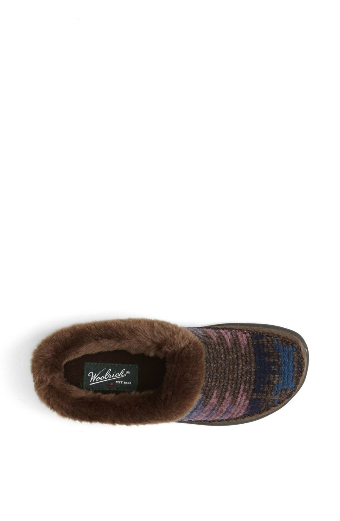 Alternate Image 3  - Woolrich 'Dove Creek' Slipper (Women)