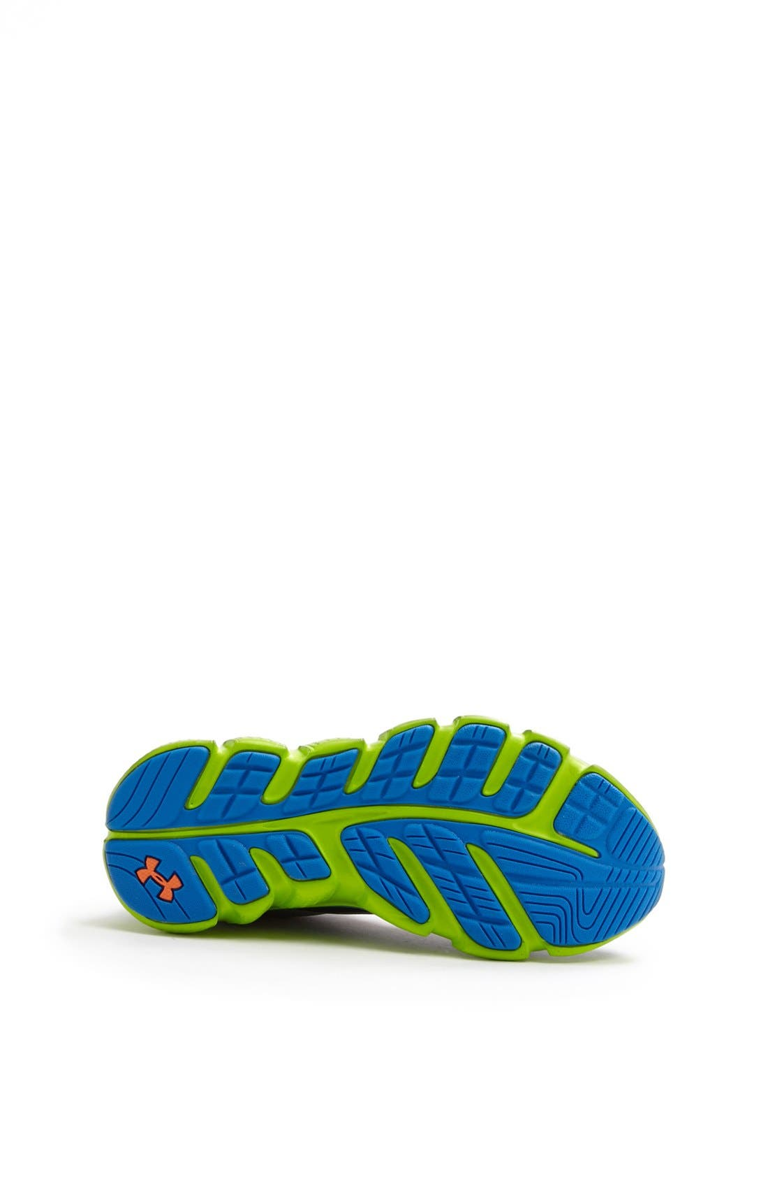 Alternate Image 4  - Under Armour 'Micro G® Pulse' Training Shoe (Toddler, Little Kid & Big Kid)
